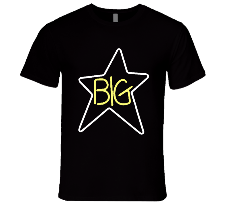 Big Star Popular iZombie TV Show T Shirt