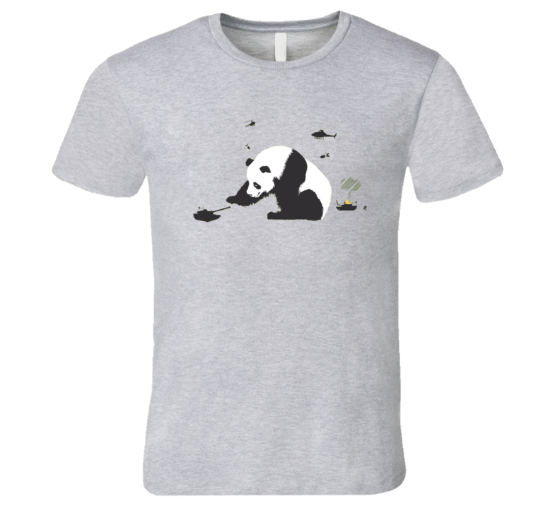 Pandamonium Fun Popular The League TV Show T Shirt