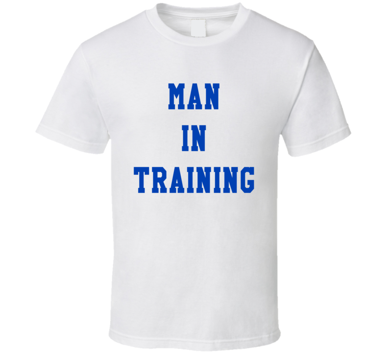 Man In Training Funny Married With Children TV Show T Shirt