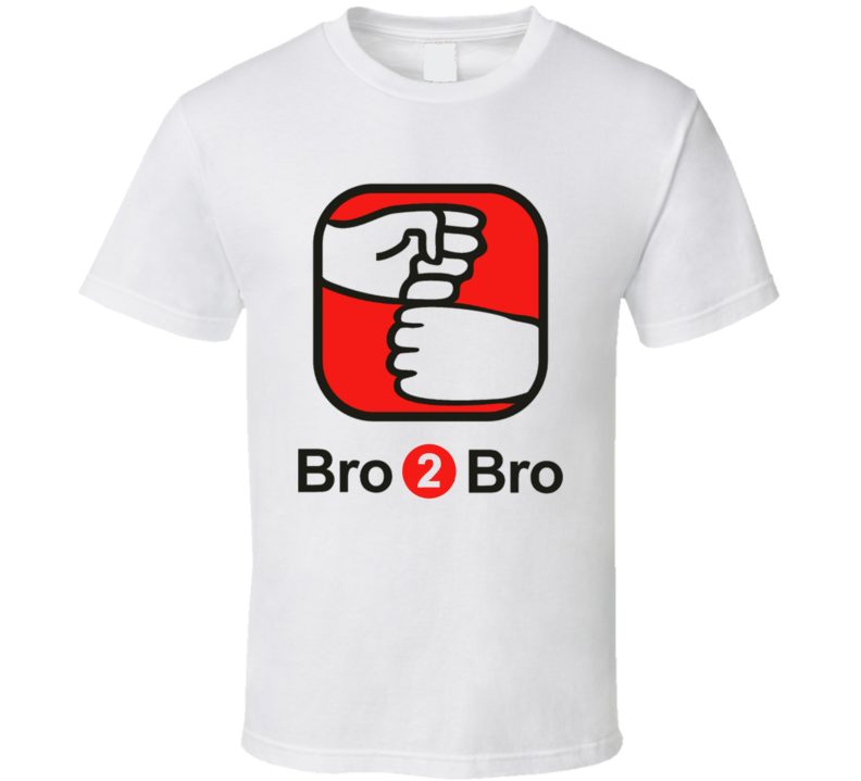 Bro 2 Bro Silicon Valley Fun Popular TV Show T Shirt