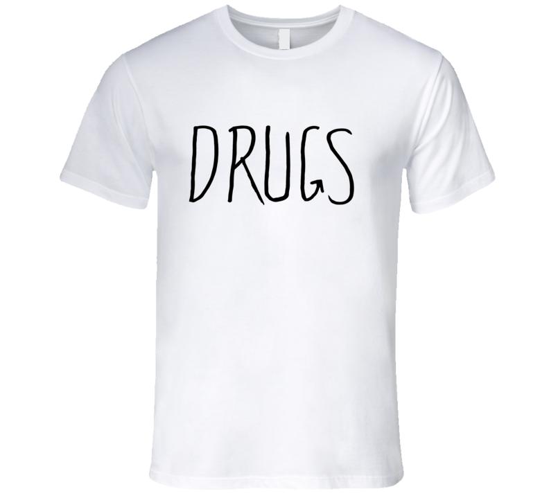 Drugs Funny Unbreakable Kimmy Schmidt Popular TV Show T Shirt