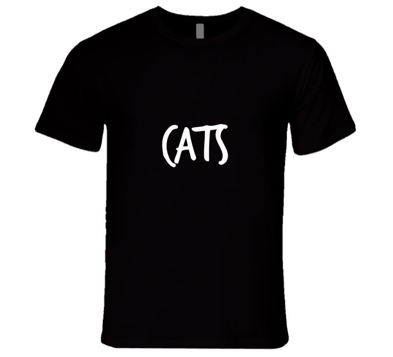 Cats Funny Drillbit Taylor Popular Movie T Shirt