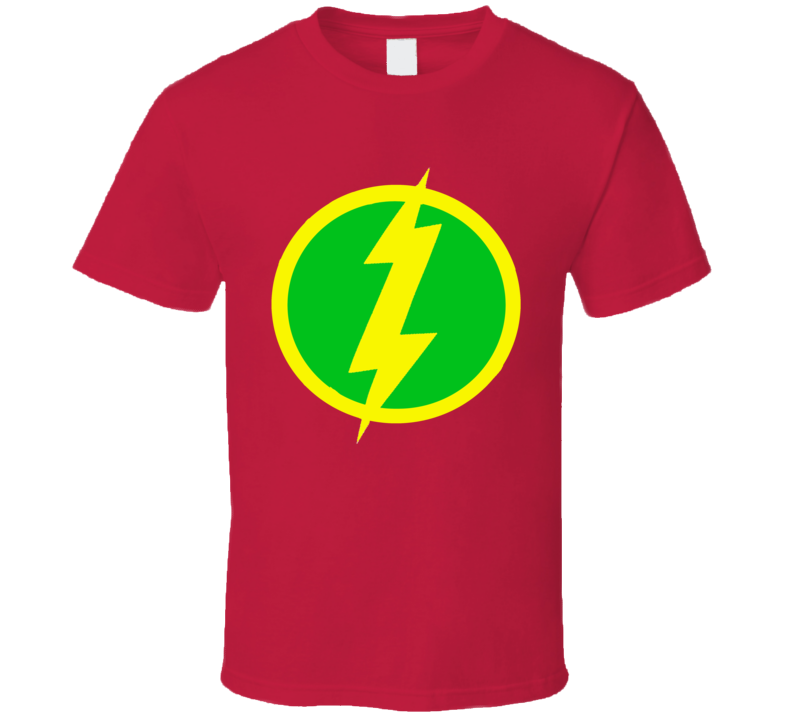 Find Your Ness Lightning Bolt Fun You Me and Dupree Movie T Shirt