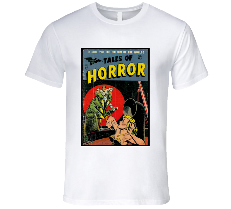 Tales Of Horror Fun The Duff Popular Movie T Shirt
