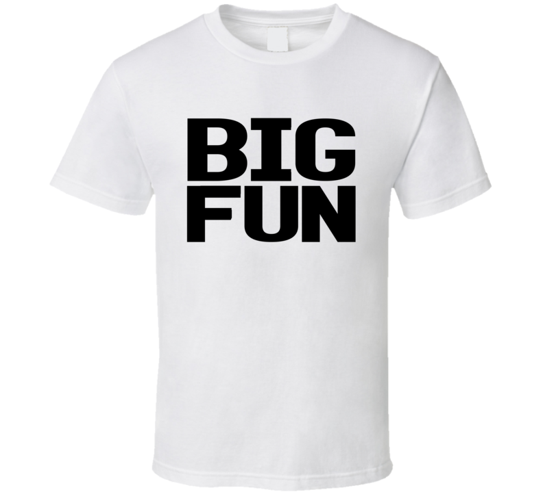 cc6a251a2 Big Fun Band Heathers Popular 80s Movie T Shirt