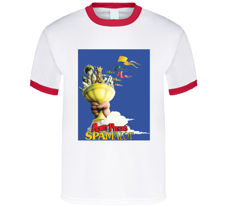 Monty Python Spamalot Fun Superbad Popular Movie T Shirt