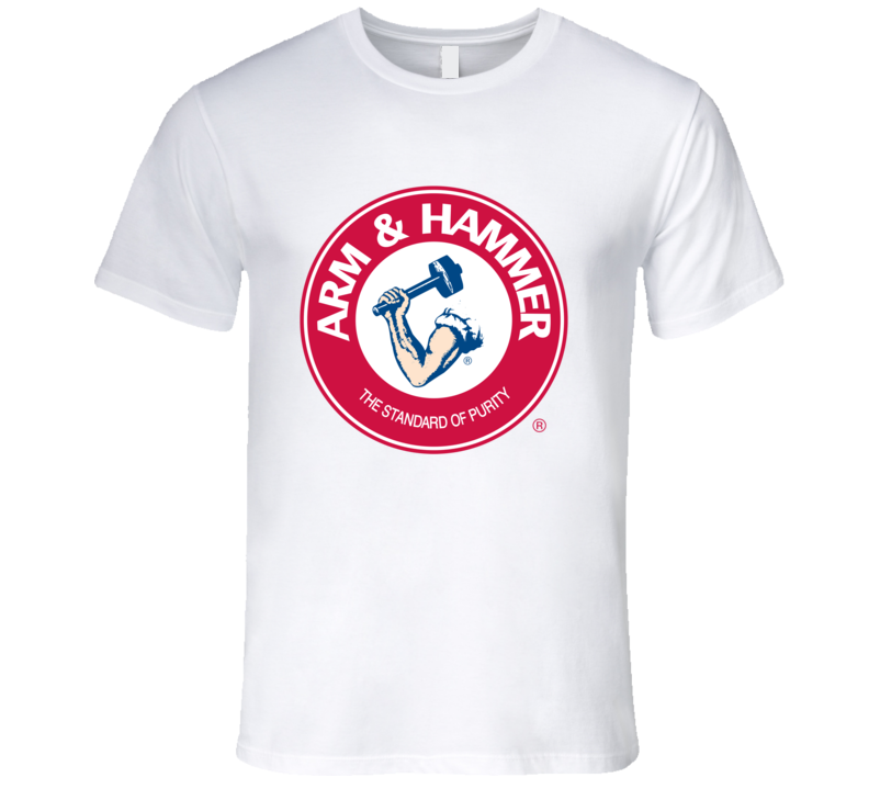 Arm And Hammer Fun The Social Network Popular Movie T Shirt