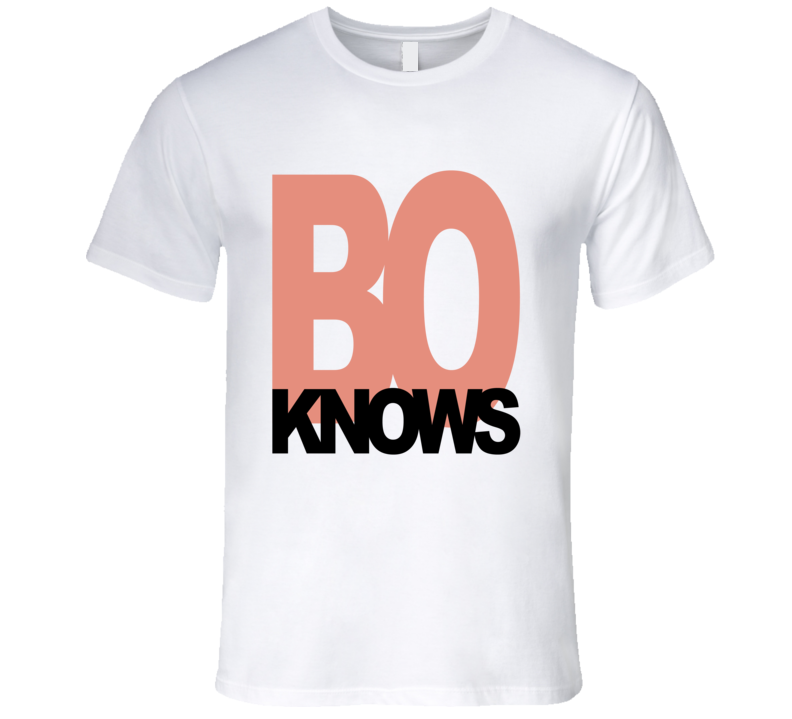 Bo Knows Fun The Goldbergs Popular TV Show T Shirt