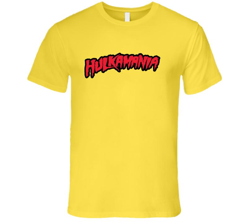 Hulkamania Fun Andy Samberg Popular Hot Rod Movie T Shirt