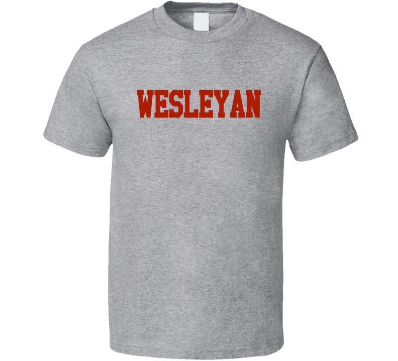 Wesleyan Fun How I Met Your Mother Popular TV Show T Shirt