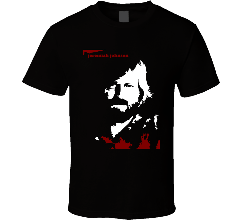 Robert Redford Jeremiah Johnson Movie 70's T Shirt