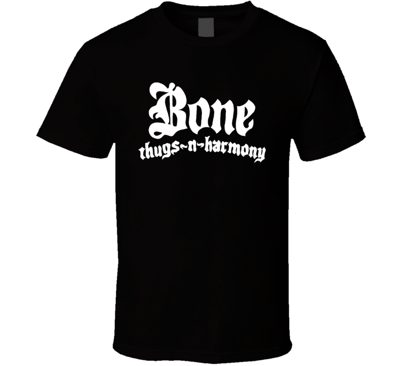 Bone Thugs N Harmony Hip Hop 90s T Shirt