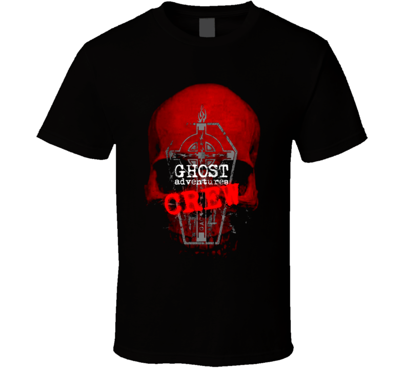 Ghost Adventures Crew Zak Bagans T Shirt