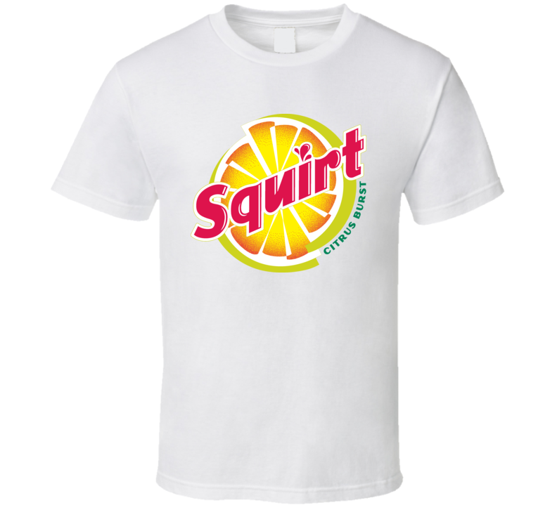 Squirt Soda Pop Logo T Shirt