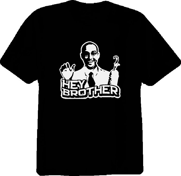 Hey Brother Arrested Development Tv T Shirt
