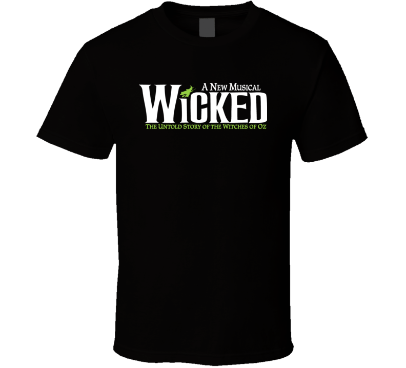 Wicked Musical T Shirt