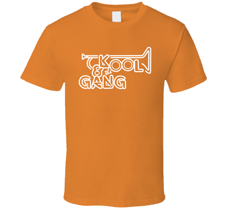 Kool and the Gang 80s Music T Shirt