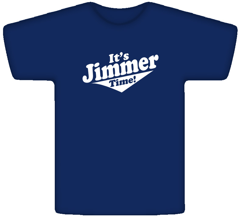 Its Jimmer Time Fredette T Shirt