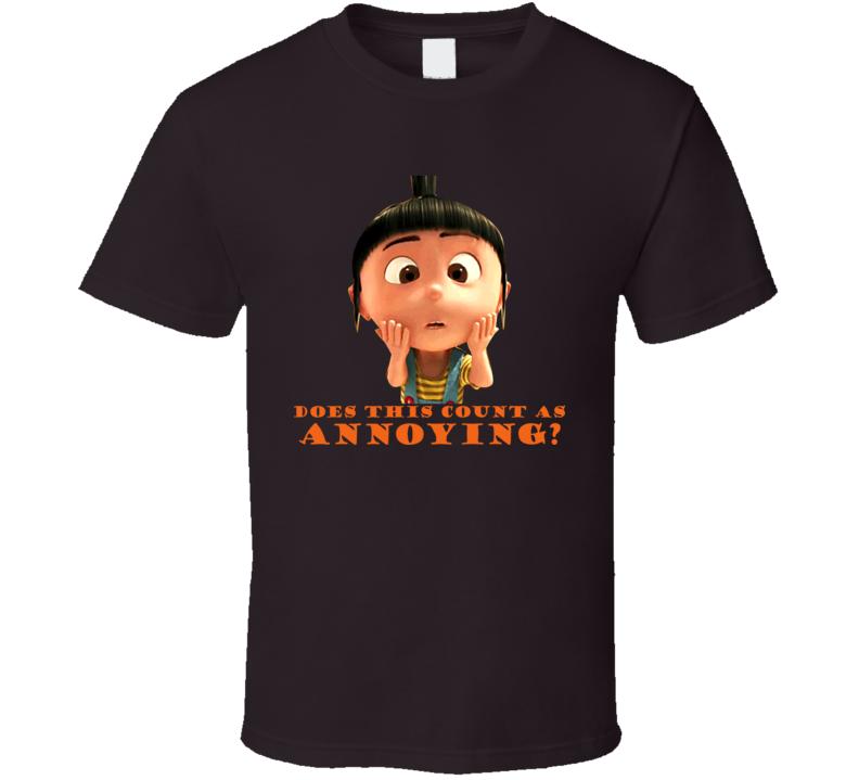 Agnes Despicable Me T Shirt