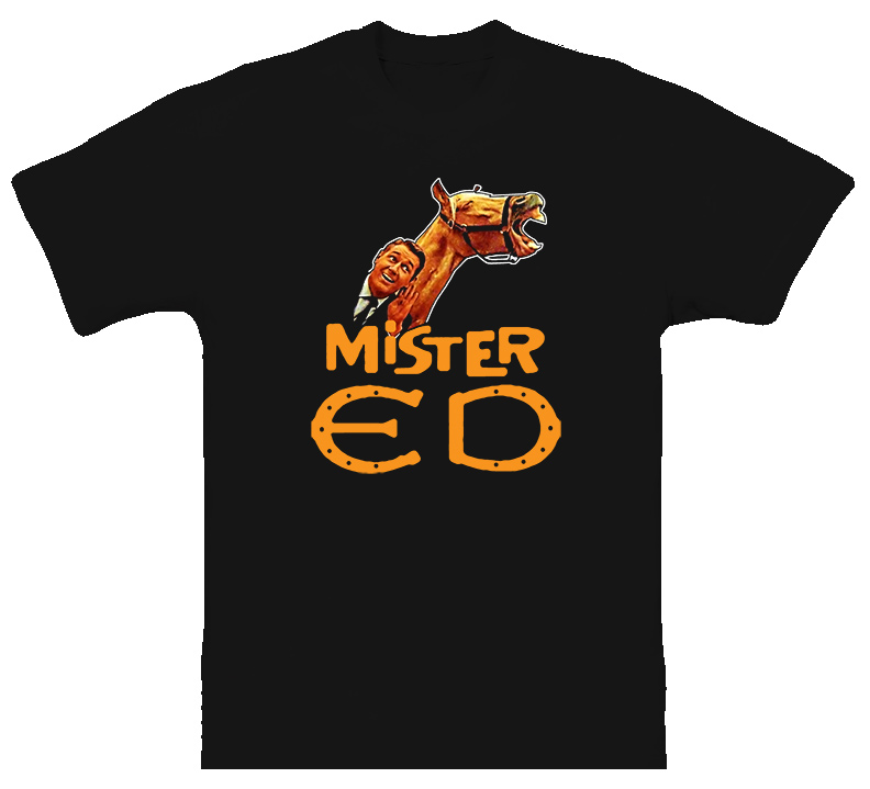 Mister Ed Horse Classic T Shirt