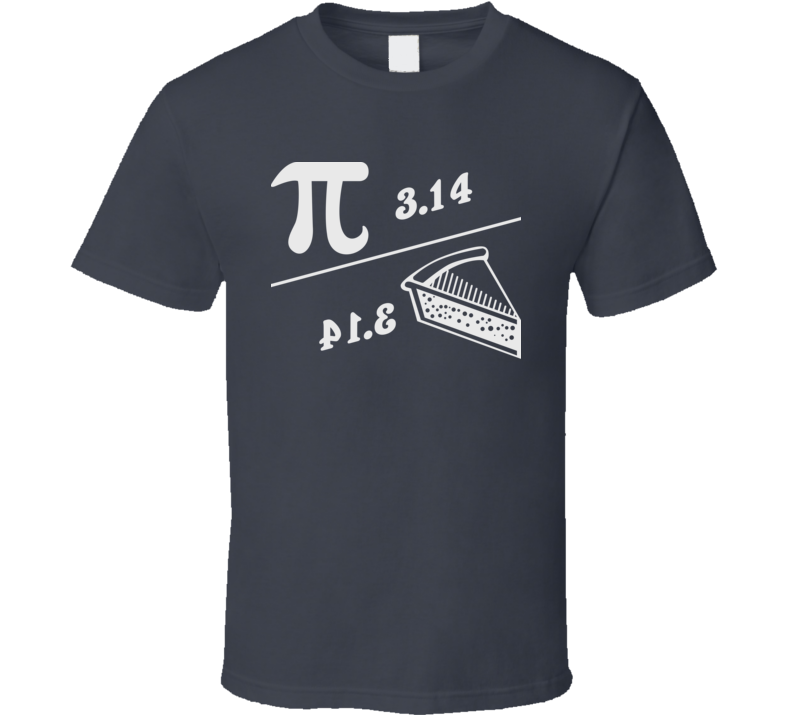 Pie Vs Pi Geek Maths Mathematics T Shirt