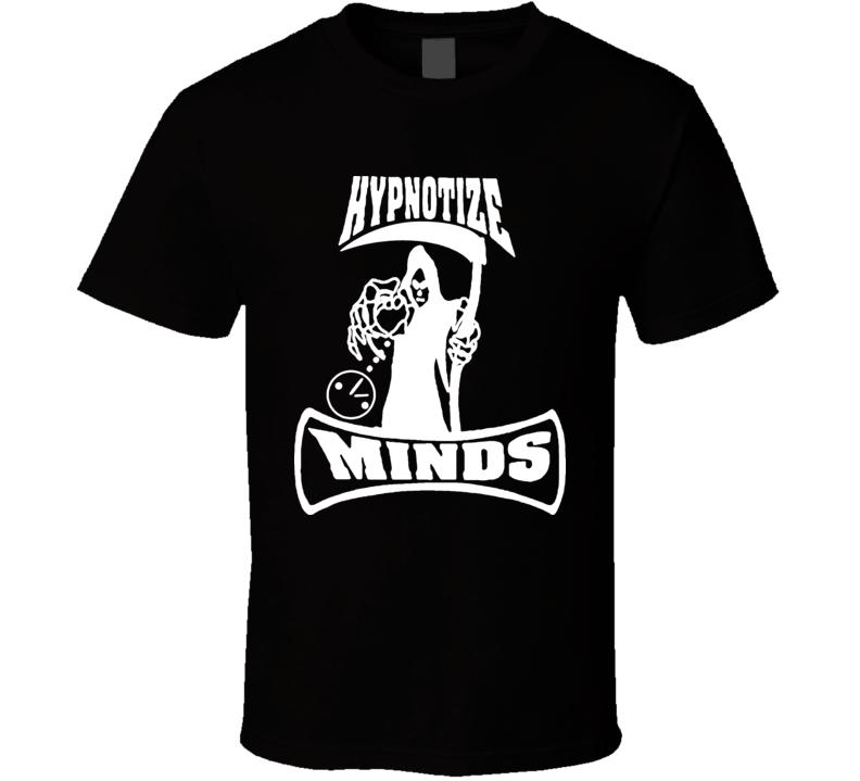 Three 6 Mafia Hypnotize Minds T Shirt