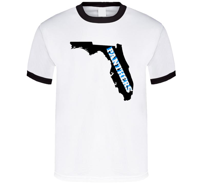 Carolina Football Fan in Florida State T Shirt