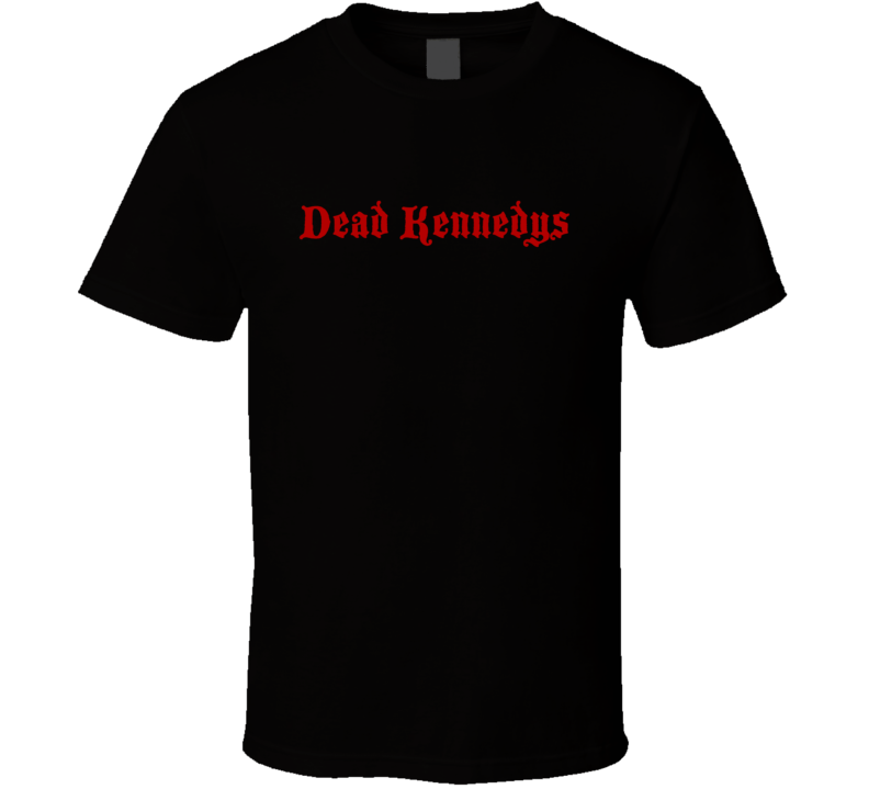 Dead Kennedys Popular Gilmore Girls TV Show T Shirt