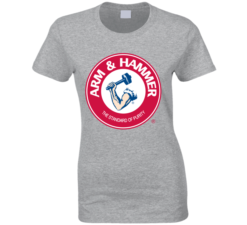 Arm And Hammer Popular Graphic Vintage Tee Shirt