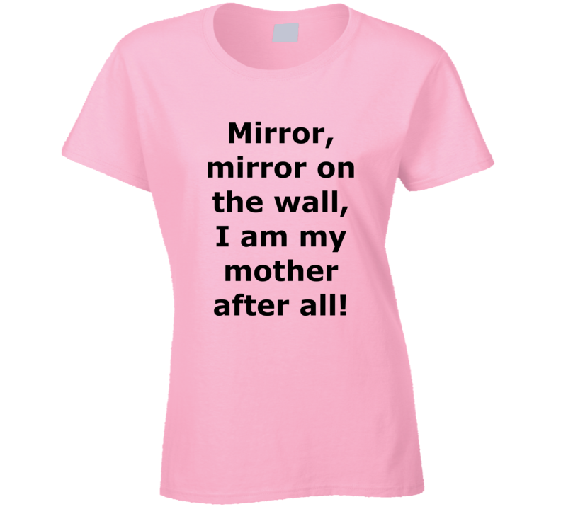 Mother I am Special T Shirt