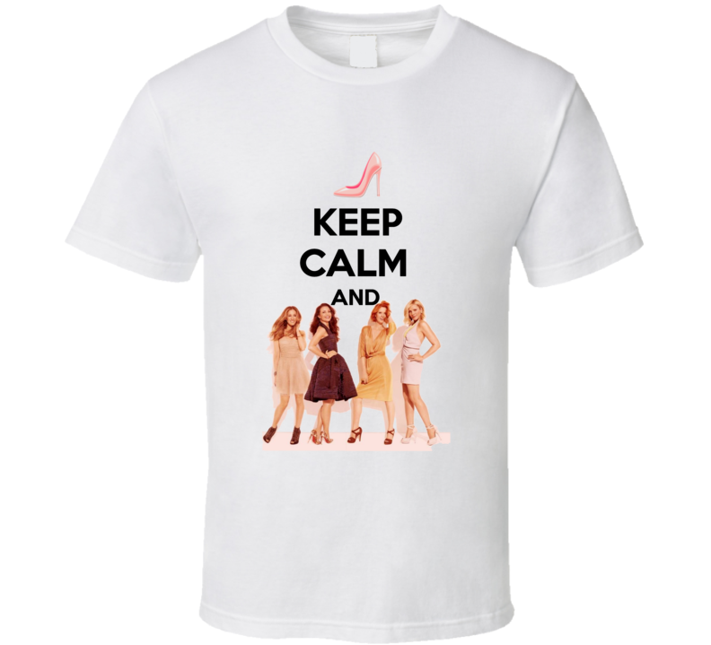Sex and the city t shirt