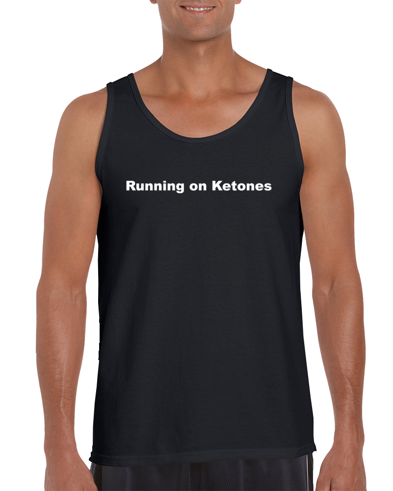 Running On Ketones Tanktop