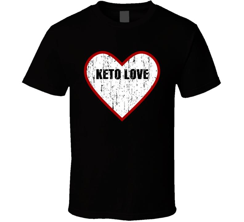 Keto Love T Shirt
