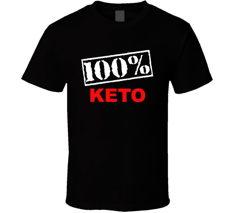 100% Keto T Shirt