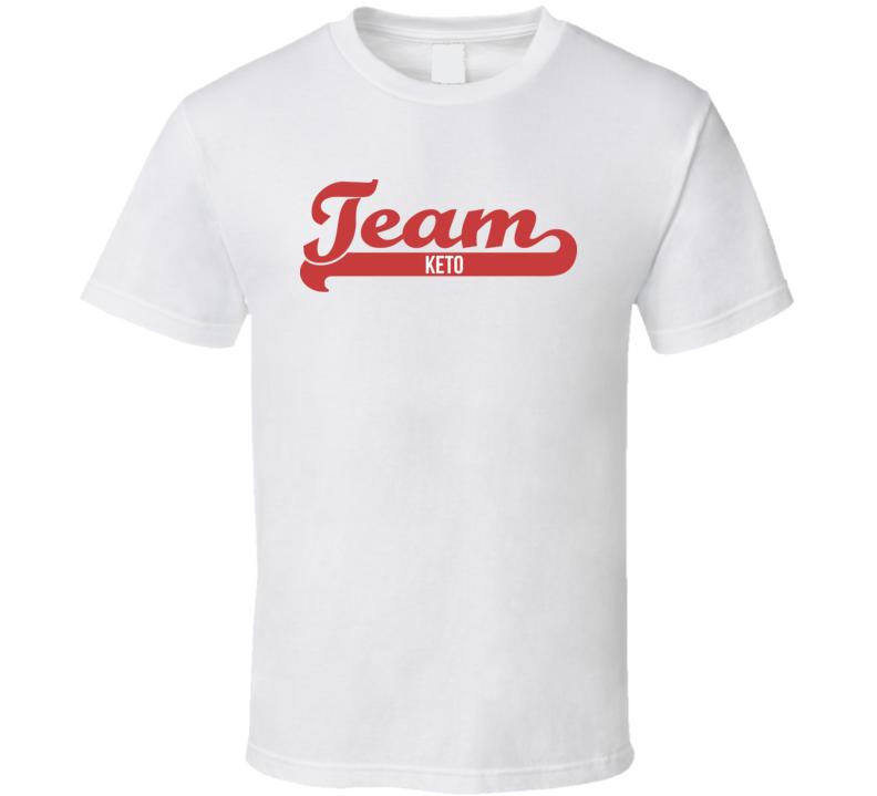 Team Keto T Shirt