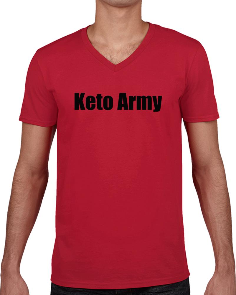 Keto Army T Shirt