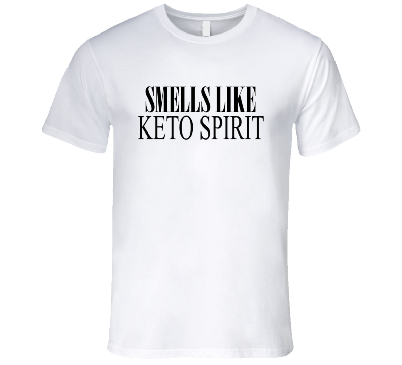 Smells Like Keto Spirit Nirvana T Shirt