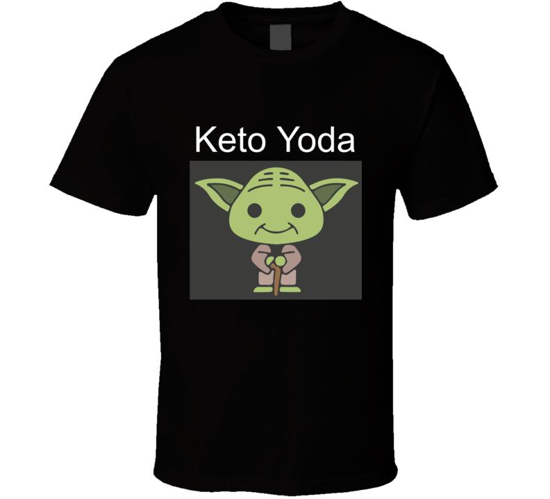 Keto Yoda 2 T Shirt