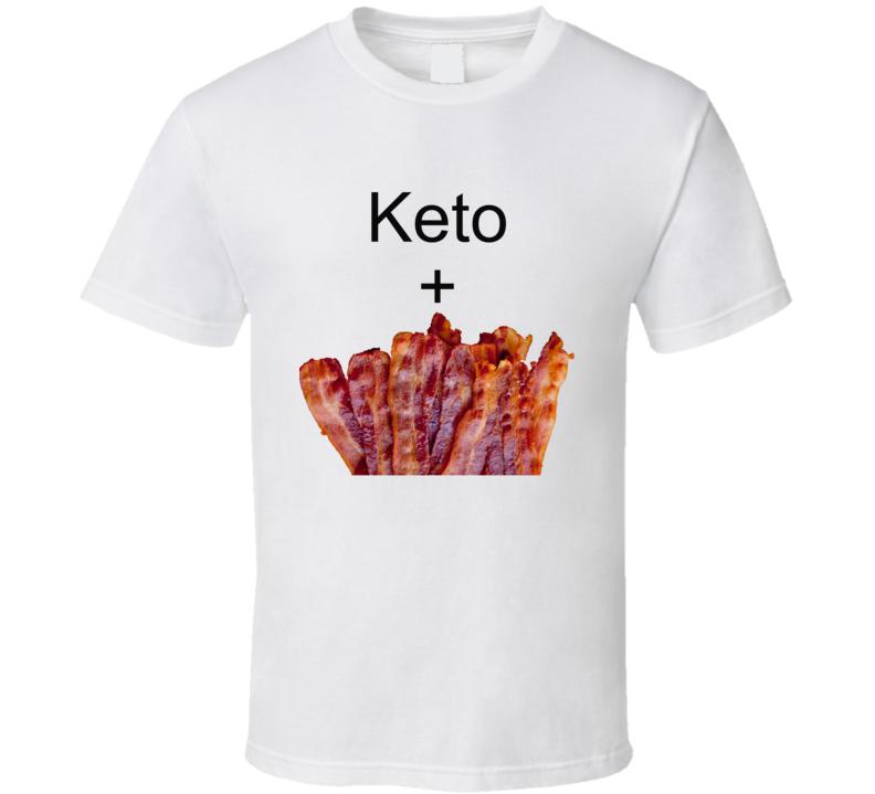 Keto + Bacon T Shirt