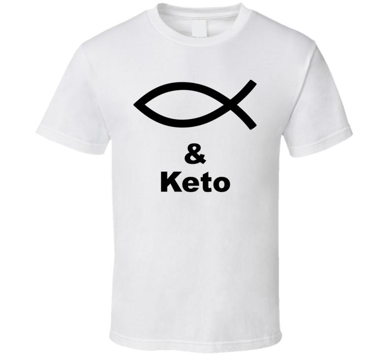 Jesus & Keto T Shirt