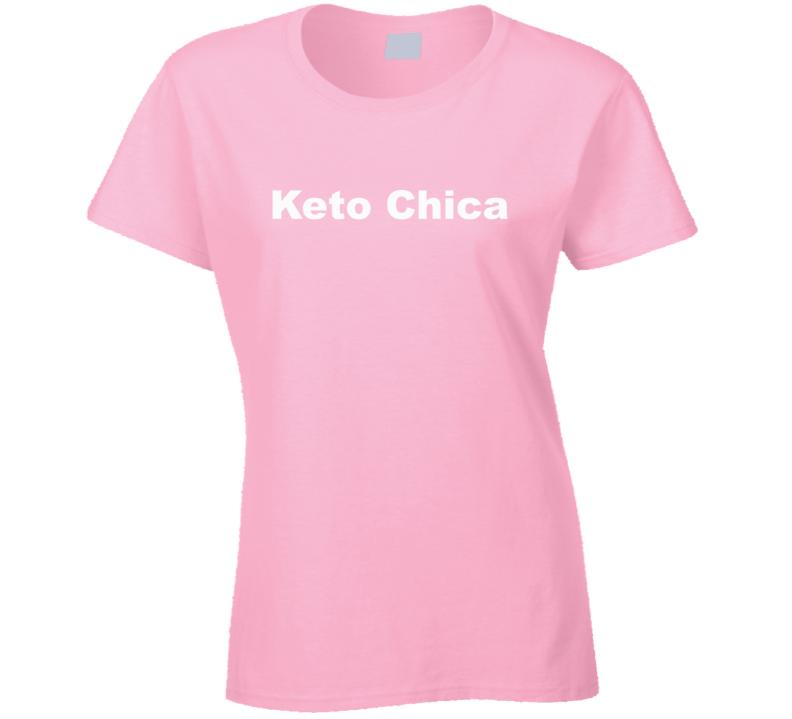 Keto Chica  T Shirt