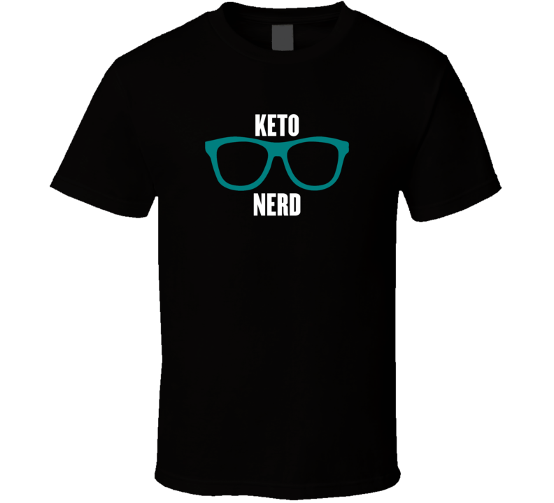 Keto Nerd T Shirt