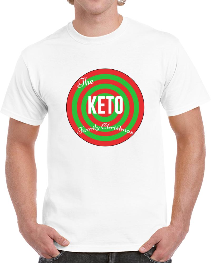 The Keto Family Christmas T Shirt