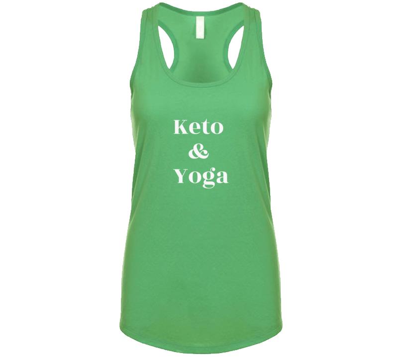 Keto & Yoga T Shirt