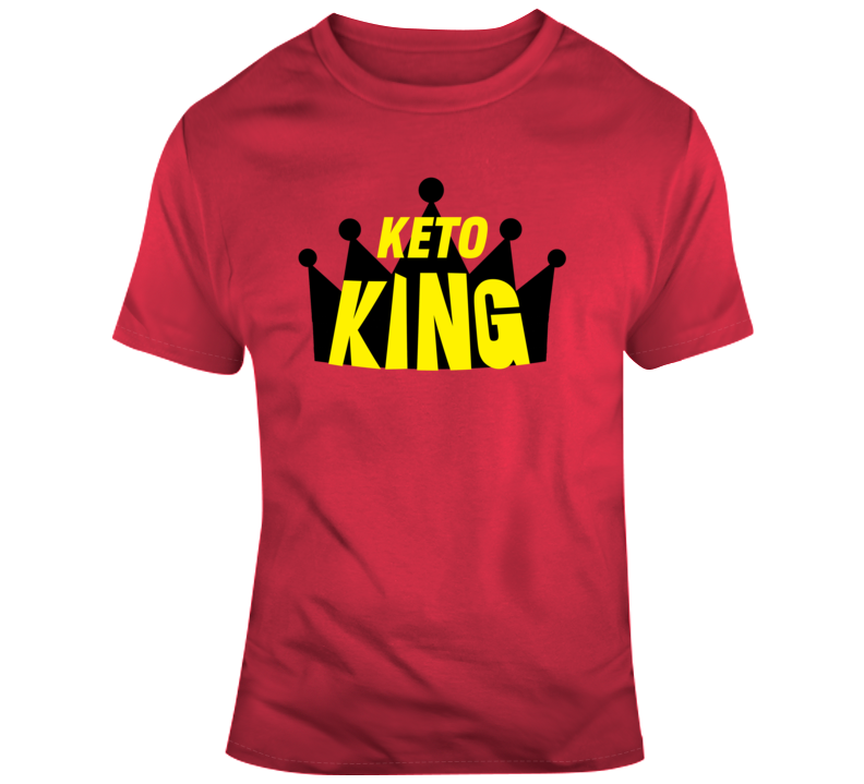Keto King T Shirt