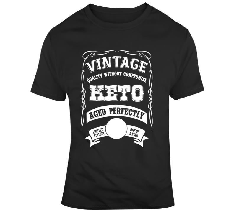 Vintage Keto T Shirt