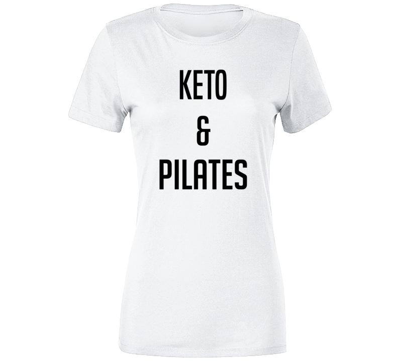 Keto & Pilates Ladies T Shirt