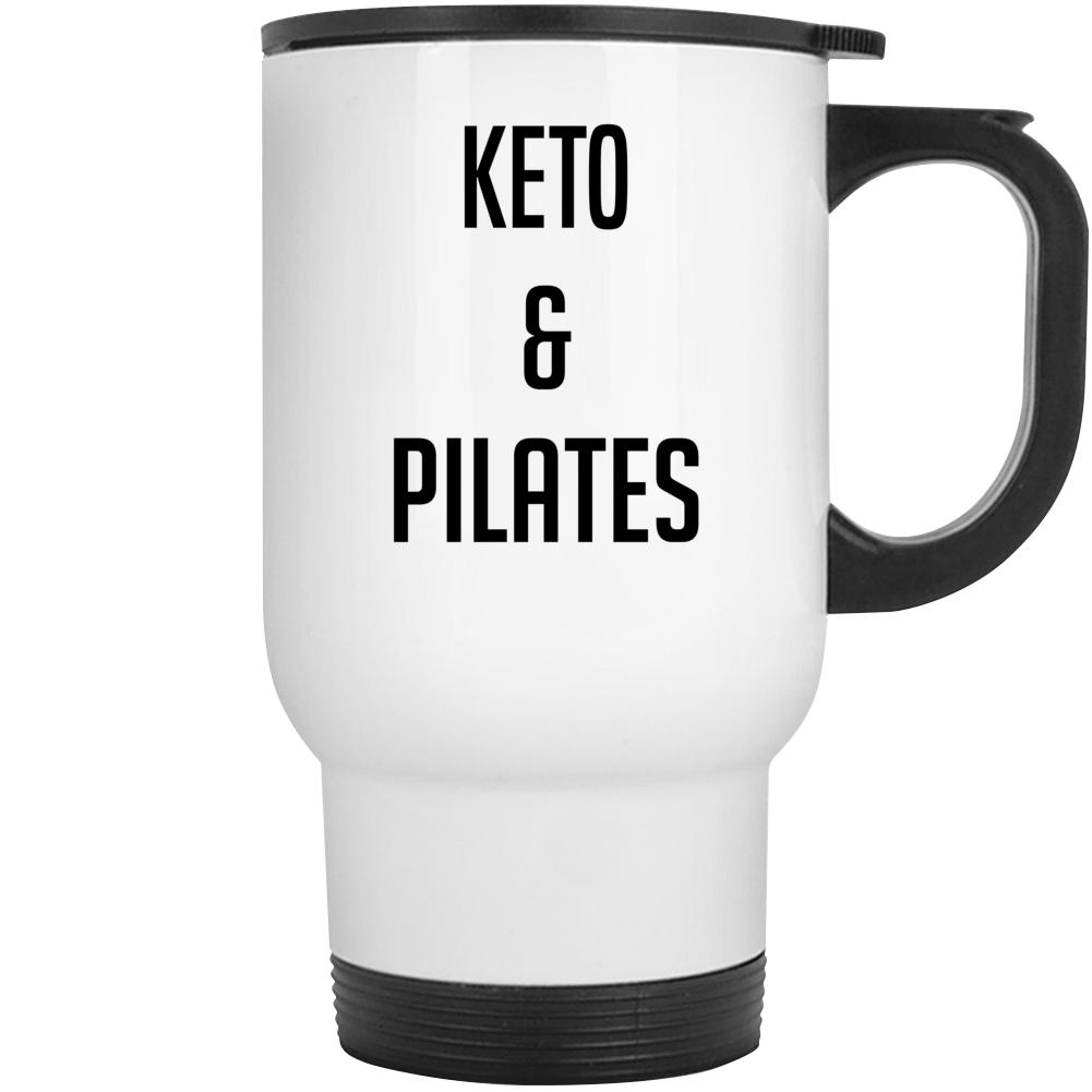 Keto & Pilates Mug