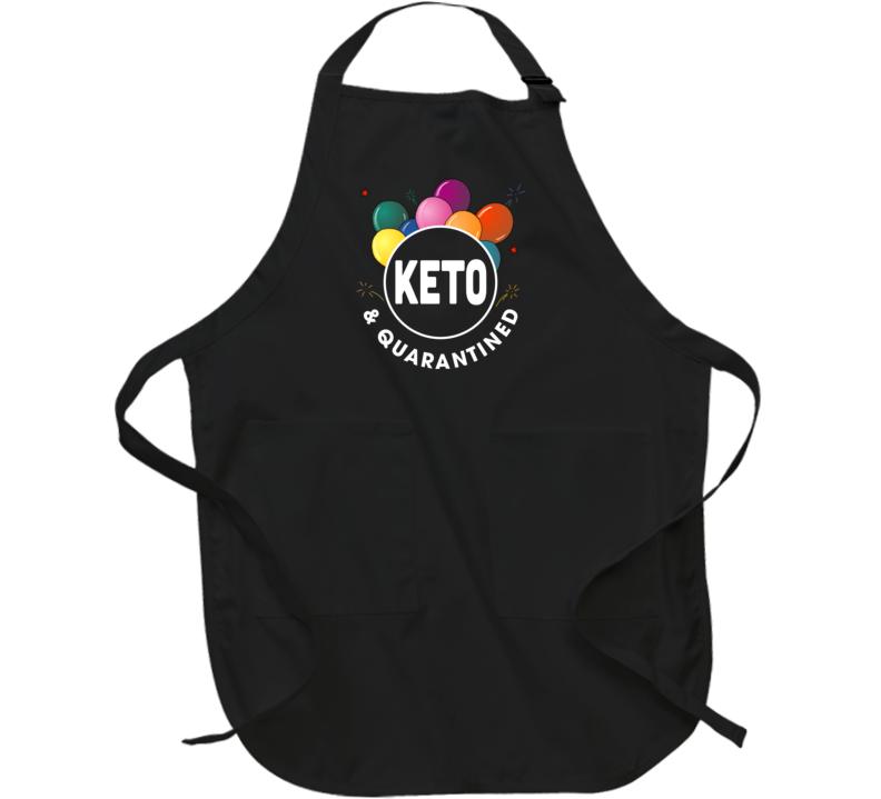 Keto & Quarantined Apron