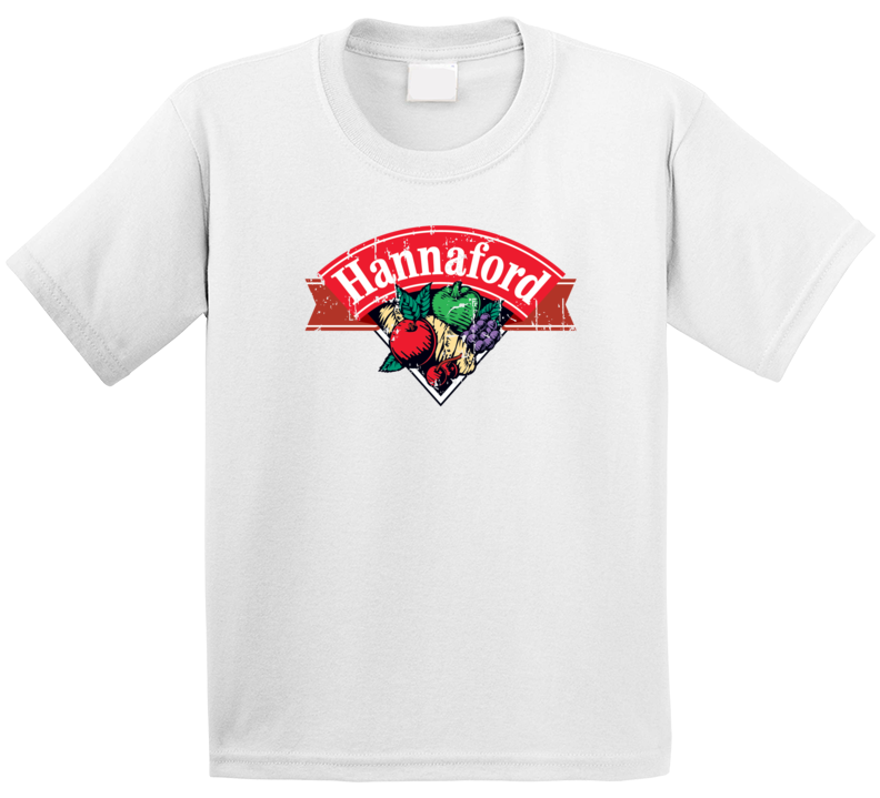Hannaford Logo Popular Supermarket Grocery Store Food Fan Gift T Shirt